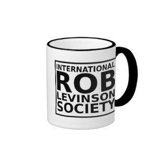International Rob Levinson Society Ringer Coffee Mug