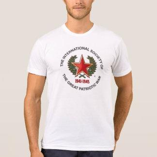 International Society of the Great Patriotic War T Tshirt