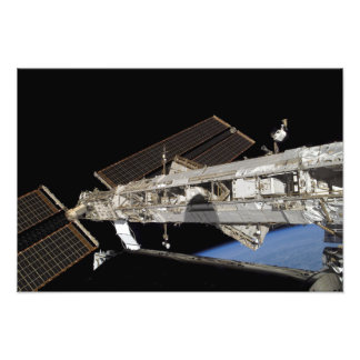 International Space Station 10 Photo Print