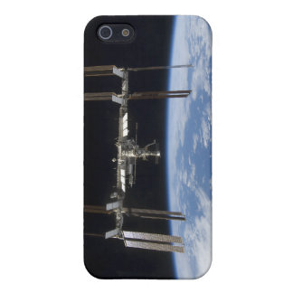 International Space Station 11 Cover For iPhone SE/5/5s