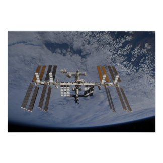 International Space Station 13 Poster