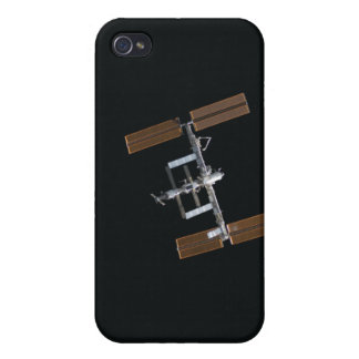 International Space Station 16 Case For iPhone 4