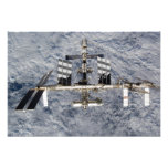 International Space Station 16 Photo Print