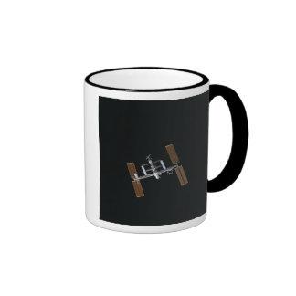 International Space Station 16 Ringer Coffee Mug