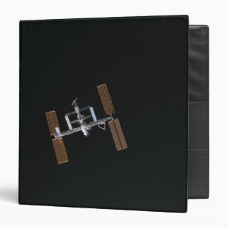 International Space Station 16 Vinyl Binder