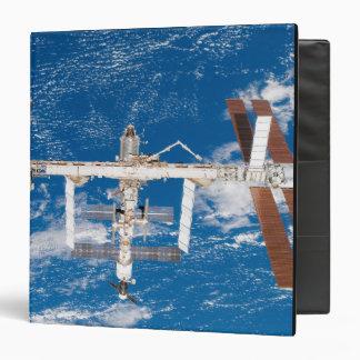 International Space Station 17 Binder