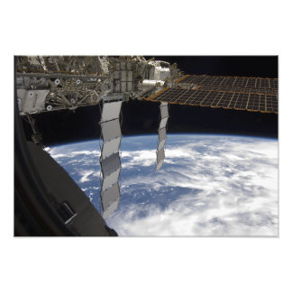International Space Station 17 Photo Print