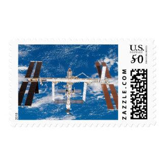 International Space Station 17 Postage