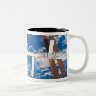 International Space Station 17 Two-Tone Coffee Mug