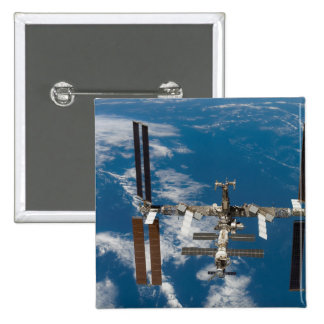 International Space Station 18 Buttons
