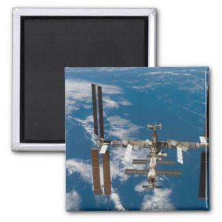 International Space Station 18 Fridge Magnet