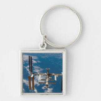 International Space Station 18 Keychain