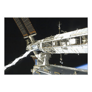 International Space Station 18 Photo Print