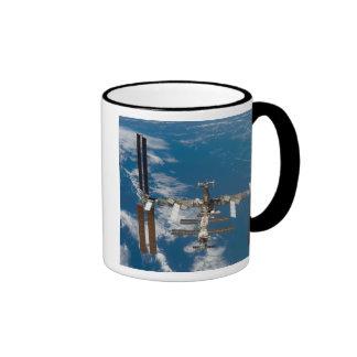 International Space Station 18 Ringer Coffee Mug