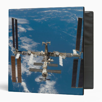 International Space Station 18 Vinyl Binders