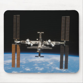 International Space Station 19 Mouse Pad