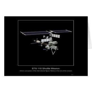 International Space Station-2002 Card