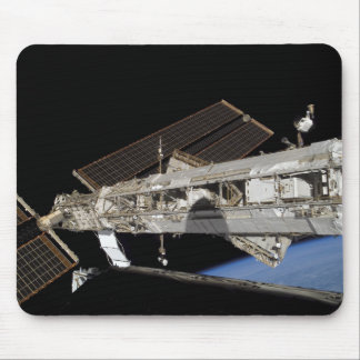 International Space Station 23 Mouse Pad