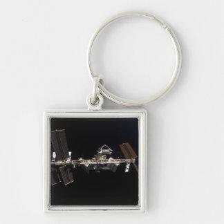 International Space Station 24 Keychain