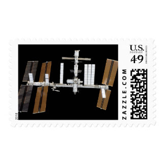 International Space Station 26 Stamp