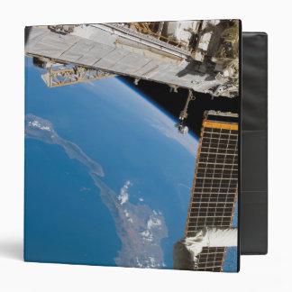 International Space Station 27 Binder