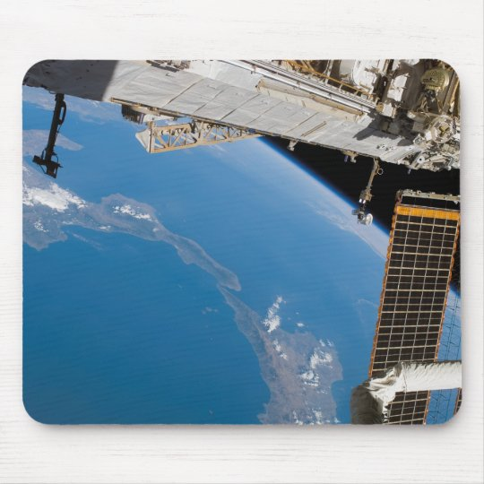 International Space Station 27 Mouse Pad