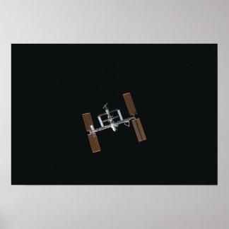 International Space Station 27 Print