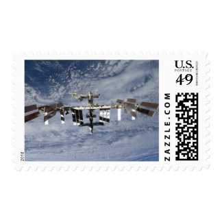 International Space Station 28 Stamp
