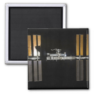 International Space Station 2 2 Inch Square Magnet