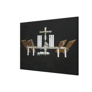 International Space Station 3 Canvas Print