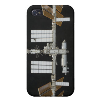 International Space Station 3 iPhone 4/4S Covers