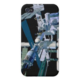 International Space Station 3 iPhone 4 Cover