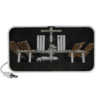 International Space Station 3 Notebook Speaker