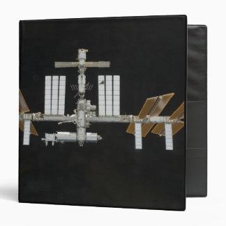 International Space Station 3 Vinyl Binders