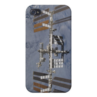 International Space Station 5 Cases For iPhone 4