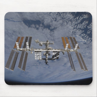 International Space Station 5 Mouse Pad