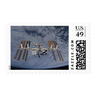 International Space Station 5 Postage