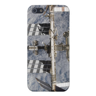 International Space Station 6 Case For iPhone SE/5/5s
