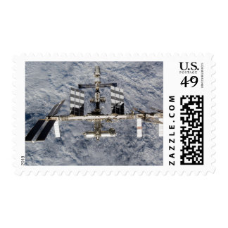 International Space Station 6 Postage