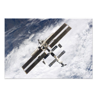 International Space Station 7 Photo Print
