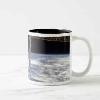 International Space Station 7 Two-Tone Coffee Mug
