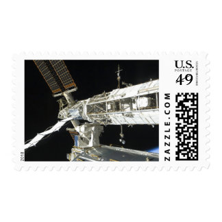 International Space Station 8 Stamp