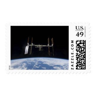 International Space Station 9 Stamp