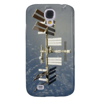 International Space Station backdropped Samsung Galaxy S4 Cases