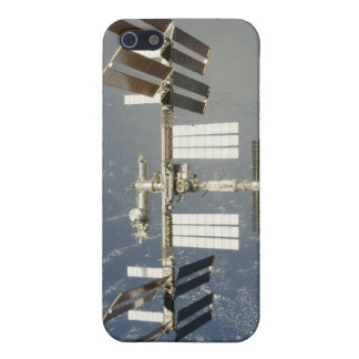 International Space Station backdropped Case For iPhone SE/5/5s