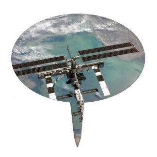 International Space Station Cake Pick
