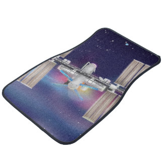 International Space Station Car Mat