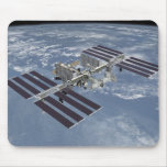 International Space Station complete Mouse Pad