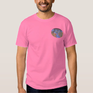 International Space Station Embroidered T-Shirt