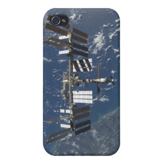 International Space Station in orbit 3 iPhone 4/4S Cases